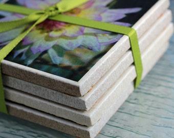 Photo Tile Coasters