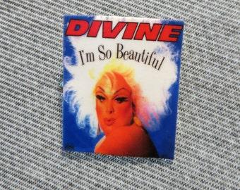 Handmade Divine Pin