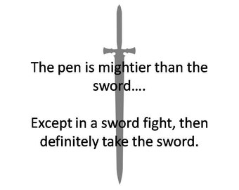 pen is mightier than sword essay essay on the pen is mightier than the sword the pen is mightier than the sword
