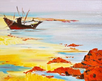 Qingdao (Oil painting)