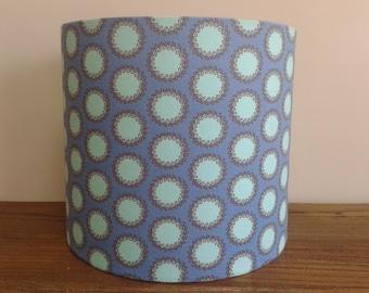 Handmade Lampshade Amy Butler Laurel Dots