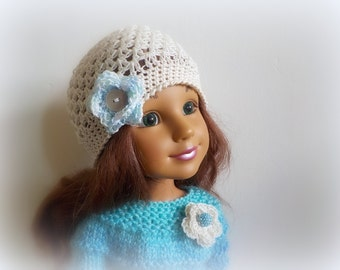 Sweater and hat for MGA best friends club Ink