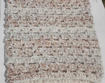 Crochet Cowl, Short Cowl, Soft Cowl, Soft Acrylic Yarn, Scarf, Hand Crochet, Ready to ship