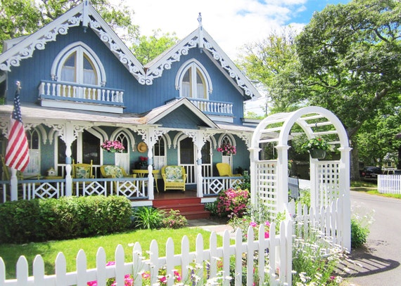 Gingerbread houses cape cod marthas by seeviewphotography for Gingerbread houses martha s vineyard