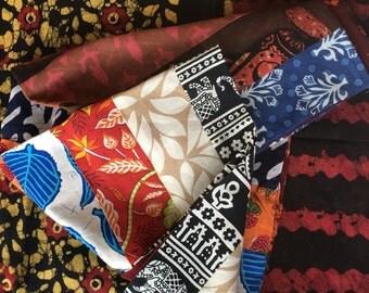 Cotton double layered Patch work Bandana