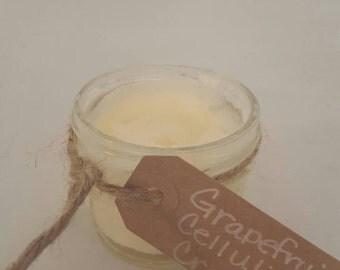 All natural grapefruit cellulite cream