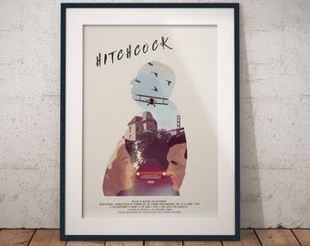 Poster - Cinema - Hitchcock