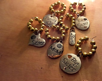 Family Wine Charms by DrinkTinks