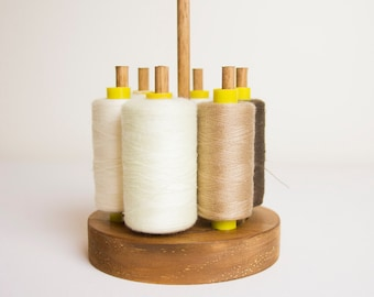 Cotton Spool Holder for Sewing and Craft Organisation
