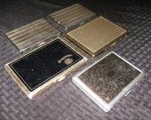 Vintage Cigarette Cases - Lot of 5