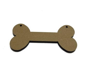 10 * Dog Dones  4cm - 10cm , Option To Have With Or Without Hanging Hole