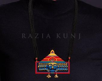 Razia Kunj Vignette Necklace