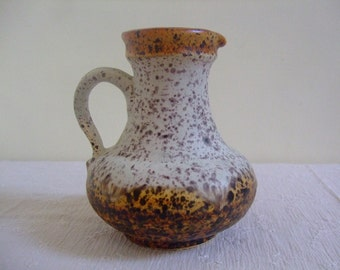 Ü-Keramik/Uebelacker West German Fat Lava vase 1808-14