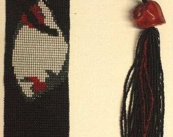 geisha handmade unique necklace