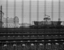 Popular items for old train station on etsy - Office depot saint lazare ...