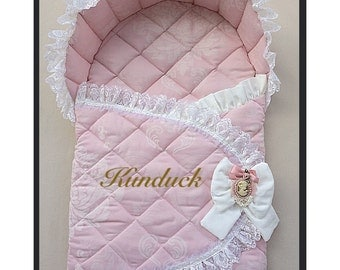 Newborn  Swaddle, Carrycot, Different New Baby Gift