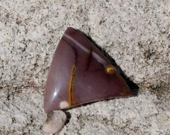 Mookaite Shark Fin Cab