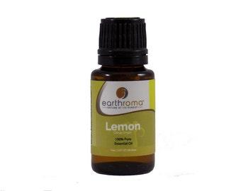 Lemon Essential Oil | 5 mL | 15 mL | 30 mL | 100% Pure Therapeutic Grade
