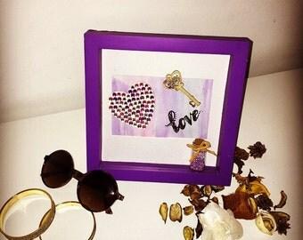 Love box frame