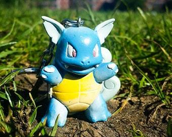 Selfmade Pokémon Keychain - Wartortle, Blastoise