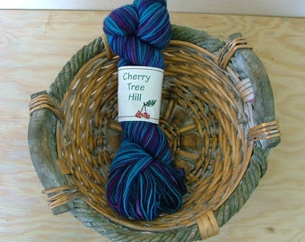 Cherry Tree Hill Supersock Jewels Yarn Crochet Knit