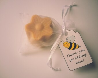 Honey Soap Favors (1.5 oz)