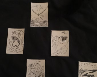 5 card oracle reading