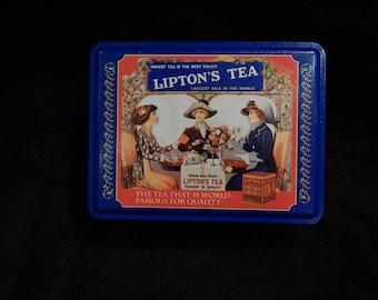 Limited Edition Lipton's Tea Nostalgic Tim Collection Series #401