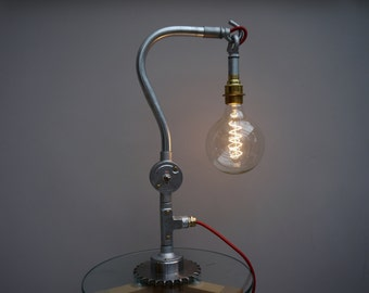 Douglass Table Lamp - Industrial Lamp