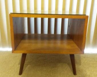 Mid Century Modern Vintage Side Table