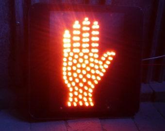 LED 'Don't Walk/ STOP crosswalk light module
