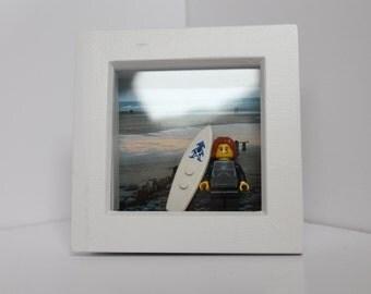 LEGO Frames: Surfer Dude