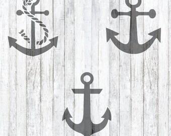 SVG File Anchor Set
