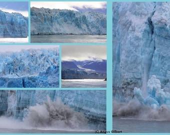 Hubbard Glacier set