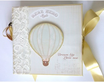Baby gift box with card