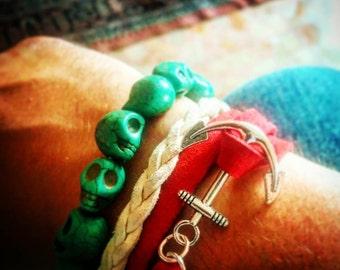 Set of 3 bracelet - Italian Combo