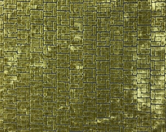 Upholstery Fabric - Westfield - Palm - Burnout Velvet Home Decor Upholstery & Drapery Fabric by the Yard - Available in 16 Colors
