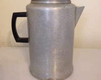 Vintage Perculating coffe pot/20 cup
