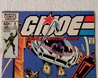 G.I. Joe #8 (1982)