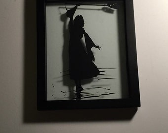 Gaming Framed Art- Final Fantasy X