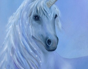 Magic, Mystery, Spiritual Healing Unicorn