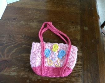 Pinky Pie Cutie Mark purse - used