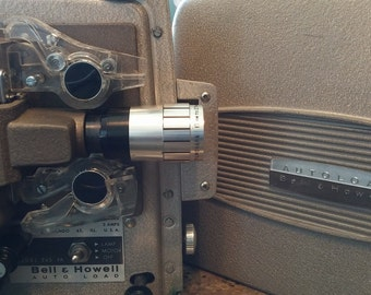 Vintage Bell & Howell Autoload Projector
