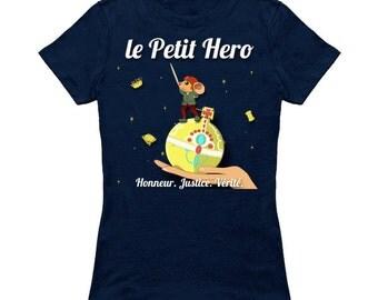 The little Hero/ Despereaux/ The Tale of Despereaux/ Parody t-shirt/ Women's fit tee