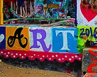 Graffiti Art 2016