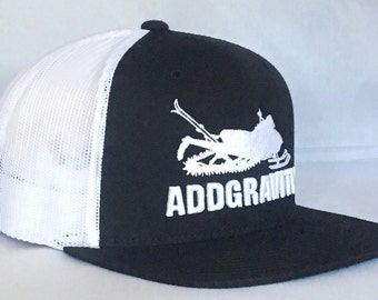 Ski Trucker Hat - 2 Colors Available