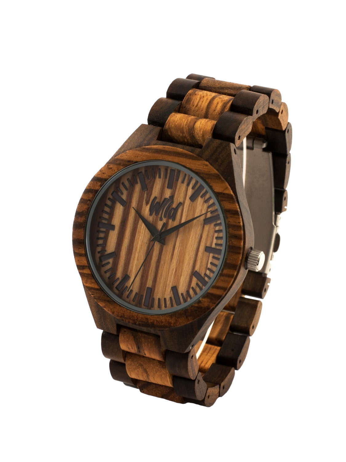 Free engraving wood watch personalized men watch engraved for Watches engraved