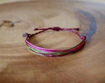 Multi-strand Bracelet with or without beads