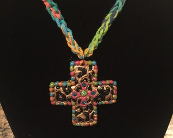 Cross necklace Item IL002