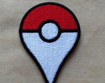 Pokeball Plus Pokemon Iron On Patch